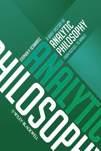 9780470672075: A Brief History of Analytic Philosophy: From Russell to Rawls