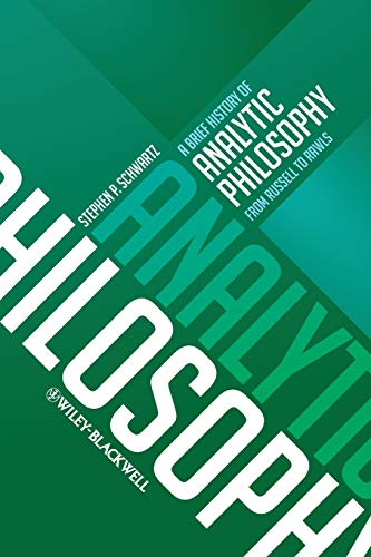 9780470672082: A Brief History of Analytic Philosophy: From Russell to Rawls