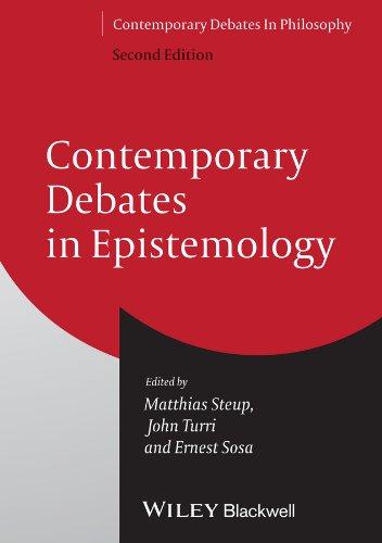 9780470672099: Contemporary Debates in Epistemology (Contemporary Debates in Philosophy)