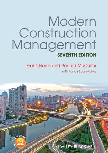9780470672174: Modern Construction Management