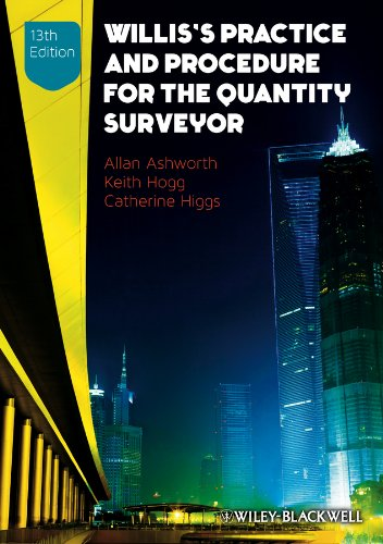 9780470672198: Willis's Practice and Procedure for the Quantity Surveyor