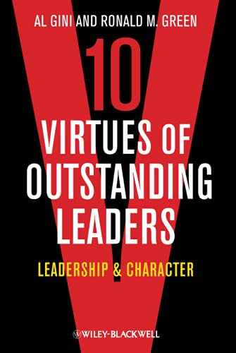 9780470672303: 10 Virtues of Outstanding Leaders: Leadership and Character