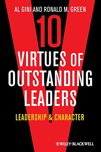 9780470672310: 10 Virtues of Outstanding Leaders: Leadership and Character