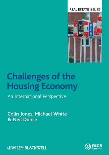 9780470672334: Challenges of the Housing Economy: An International Perspective
