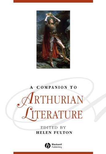 9780470672372: Fulton, H: Companion to Arthurian Literature: 149 (Blackwell Companions to Literature and Culture)