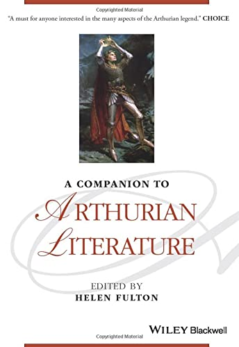 9780470672372: A Companion to Arthurian Literature