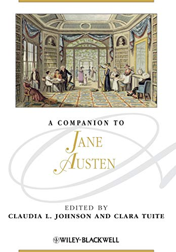 9780470672389: A Companion to Jane Austen