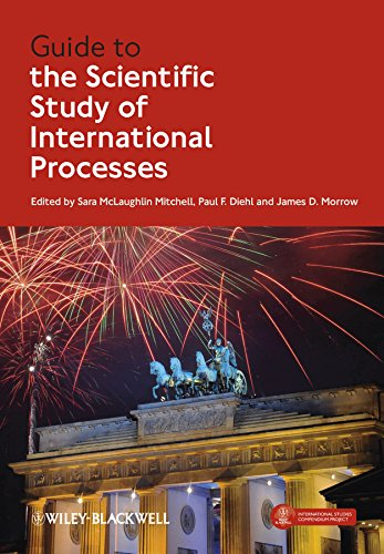 9780470672624: Guide to the Scientific Study of International Processes (Guides to International Studies)