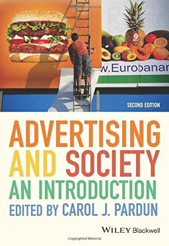 9780470673096: Advertising and Society: An Introduction