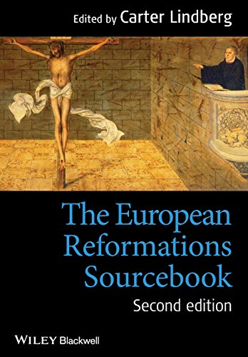 9780470673287: The European Reformations Sourcebook