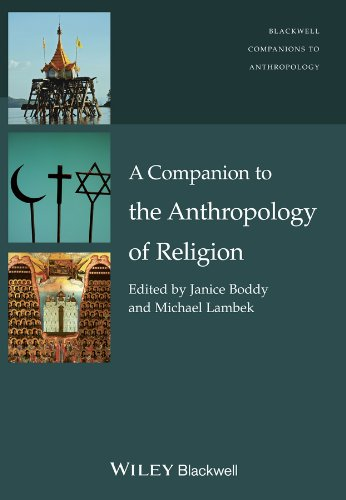 9780470673324: A Companion to the Anthropology of Religion
