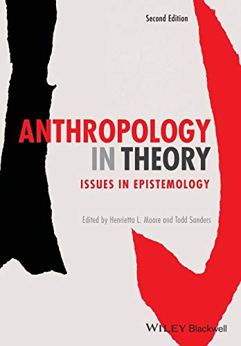 9780470673355: Anthropology in Theory: Issues in Epistemology