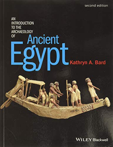 9780470673362: An Introduction to the Archaeology of Ancient Egypt