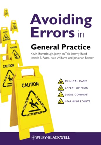 9780470673577: Avoiding Errors in General Practice