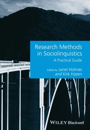9780470673607: Research Methods in Sociolinguistics: A Practical Guide
