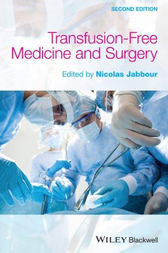 9780470674086: Transfusion Free Medicine and Surgery