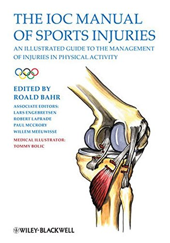 9780470674161: The IOC Manual of Sports Injuries: An Illustrated Guide to the Management of Injuries in Physical Activity