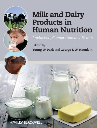 9780470674185: Milk and Dairy Products in Human Nutrition: Production, Composition and Health