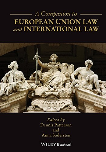 9780470674390: A Companion to European Union Law and International Law