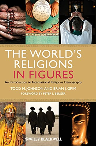 9780470674543: The World's Religions in Figures: An Introduction to International Religious Demography