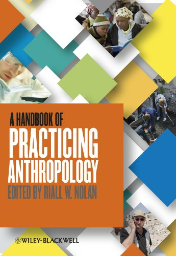 9780470674604: A Handbook of Practicing Anthropology