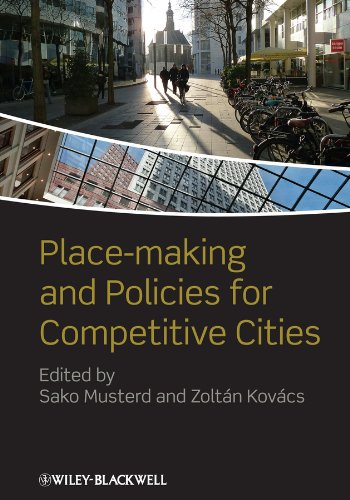 9780470675038: Place-making and Policies for Competitive Cities