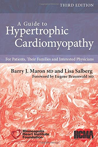 9780470675045: A Guide to Hypertrophic Cardiomyopathy: For Patients, Their Families and Interested Physicians