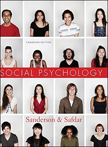 9780470678091: Social Psychology
