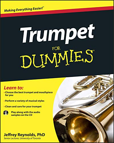 9780470679371: Trumpet For Dummies