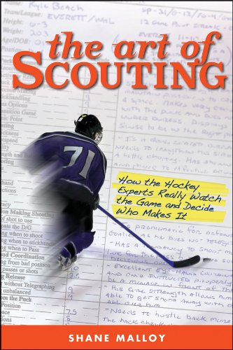 9780470681503: The Art of Scouting: How The Hockey Experts Really Watch The Game and Decide Who Makes It