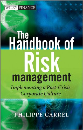 9780470681756: The Handbook of Risk Management: Implementing a Post Crisis Corporate Culture (The Wiley Finance Series)