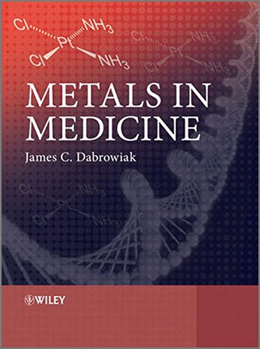9780470681961: Metals in Medicine