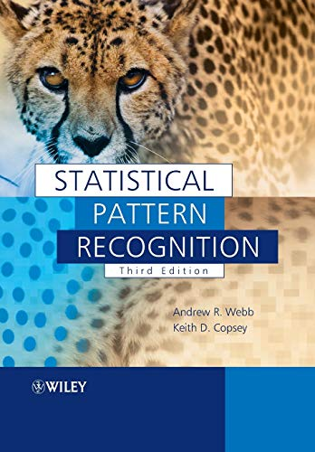 9780470682289: Statistical Pattern Recognition