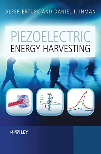 Piezoelectric Energy Harvesting (Hardback)