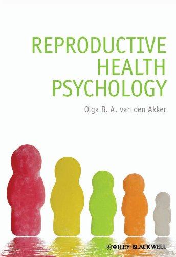 9780470683385: Reproductive Health Psychology