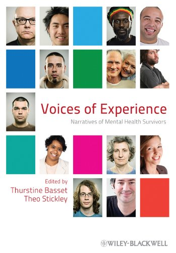 9780470683637: Voices of Experience: Narratives of Mental Health Survivors