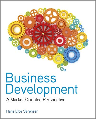 9780470683668: Business Development: A Market-Oriented Perspective