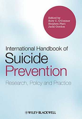 9780470683842: International Handbook of Suicide Prevention: Research, Policy and Practice