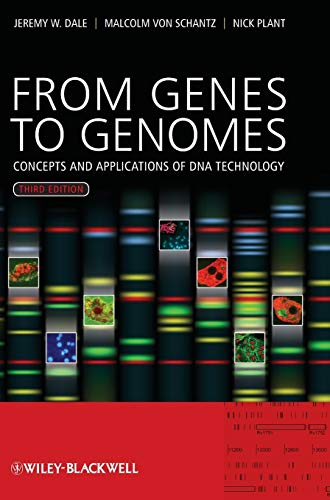 9780470683866: From Genes to Genomes: Concepts and Applications of DNA Technology