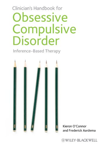 9780470684092: Clinician's Handbook for Obsessive Compulsive Disorder: Inference-Based Therapy