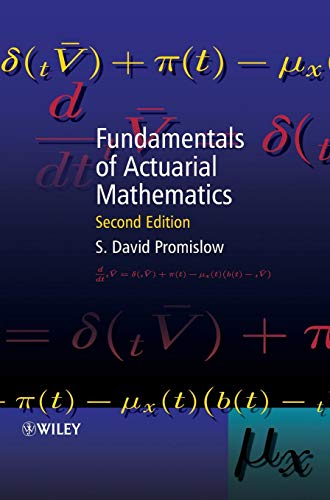 9780470684115: Fundamentals of Actuarial Mathematics