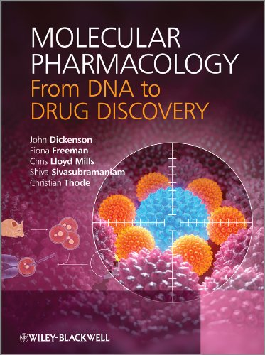 9780470684436: Molecular Pharmacology: From DNA to Drug Discovery
