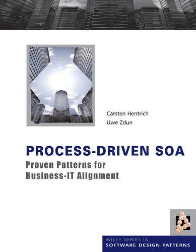 9780470684498: Process-Driven SOA: Proven Patterns for Business-IT Alignment (Wiley Software Patterns)