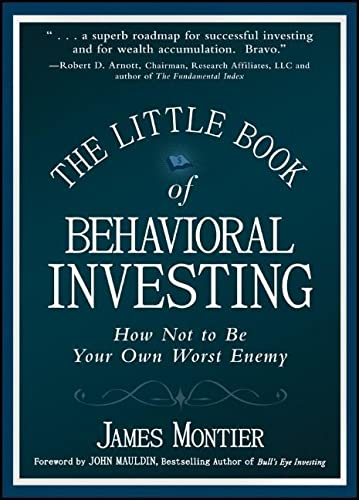 9780470686027: The Little Book of Behavioral Investing: How Not to Be Your Own Worst Enemy