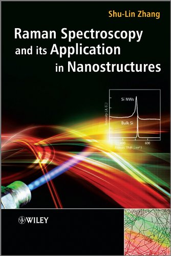 9780470686102: Raman Spectroscopy and Its Application in Nanostructures