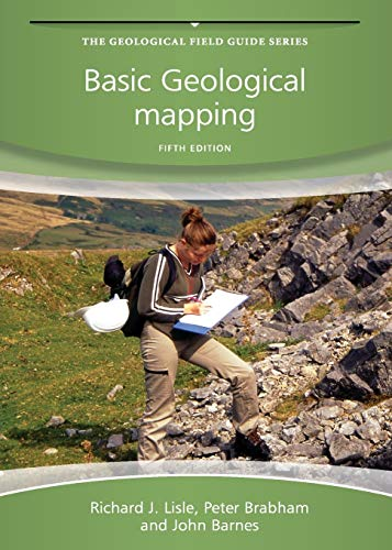 9780470686348: Basic Geological Mapping (Geological Field Guide)
