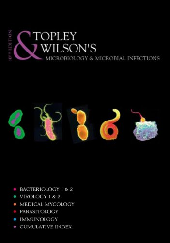 9780470686386: Topley and Wilson's Microbiology and Microbial Infections, 8 Volume Set