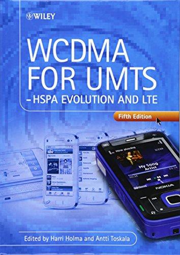 9780470686461: WCDMA for UMTS: HSPA Evolution and LTE