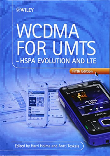 9780470686461: WCDMA for UMTS: HSPA Evolution and LTE