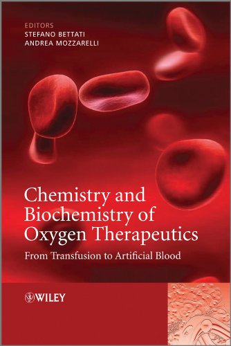 9780470686683: Chemistry and Biochemistry of Oxygen Therapeutics: From Transfusion to Artificial Blood